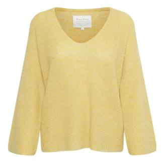 Part Two Blenda Jumper in Yellow | Restoration Yard