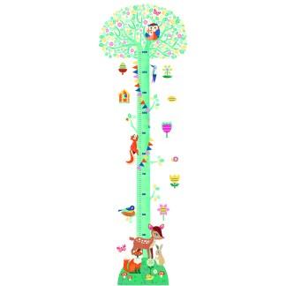 Blossoming Tree Height Chart   Restoration Yard