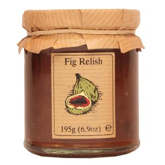Edinburgh Preserves Fig Relish | Restoration Yard