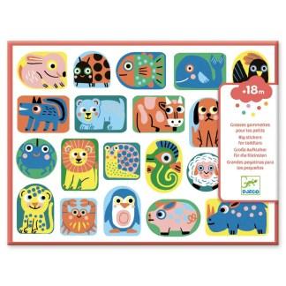 Djeco Big Stickers - Gommettes Ecenillees | Restoration Yard