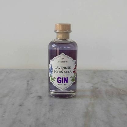 Lavender and Echinacea Gin 20cl by The Old Curiosity Distillery | Restoration Yard