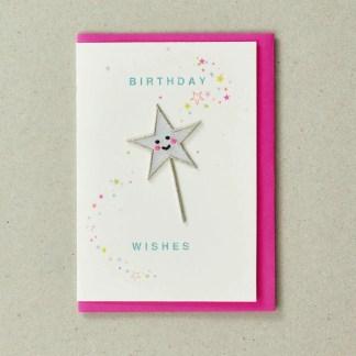 Patch Birthday Wishes Star Wand by Petra Boase | Restoration Yard
