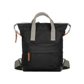 ROKA Bantry Small Backpack Black | Restoration Yard