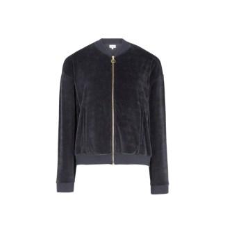 Taj Velvet Fleece Jacket by Hartford | Restoration Yard