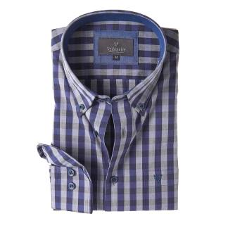 Vedoneire Soft Wash Shirt Latham Blue Check | Restoration Yard