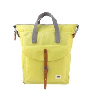 ROKA Bantry C Medium Backpack Citrus - Front | Restoration Yard