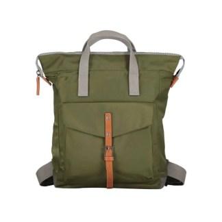 ROKA Bantry C Medium Backpack Military - Front | Restoration Yard