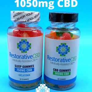 CBD 1050mg Sleep Gummies - Shop Premium CBD products
