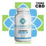 CBD 750mg Sleep Gummies - Shop Premium CBD Products