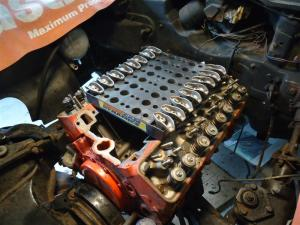 Engine Disassembly 327