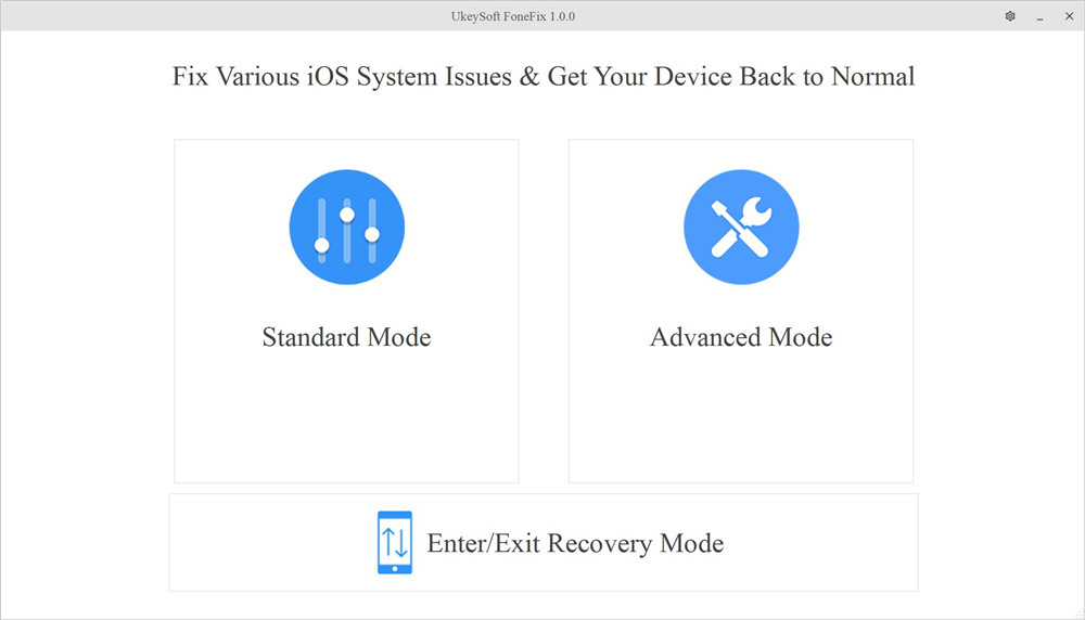 UkeySoft FoneFix Review: Best iOS System Recovery to Fix