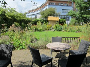 Stop press: The Garden Café will be open Saturdays from 11th May