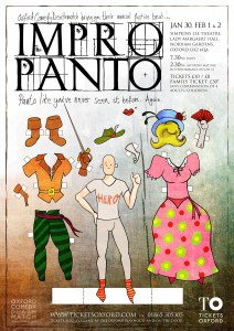 Panto like you've never seen it before. Again.