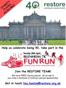 Blenheim 7k Fun Run @ Blenheim Palace | England | United Kingdom