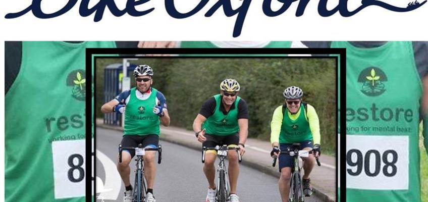 Bike Oxford Charity Places Available