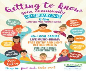 Getting to know your communtity @ Longford Park Primary School | England | United Kingdom