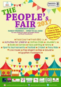 Restore to join The People's Fair in Florence Park 8th July 2018 @ Florence Park | Oxford | England | United Kingdom