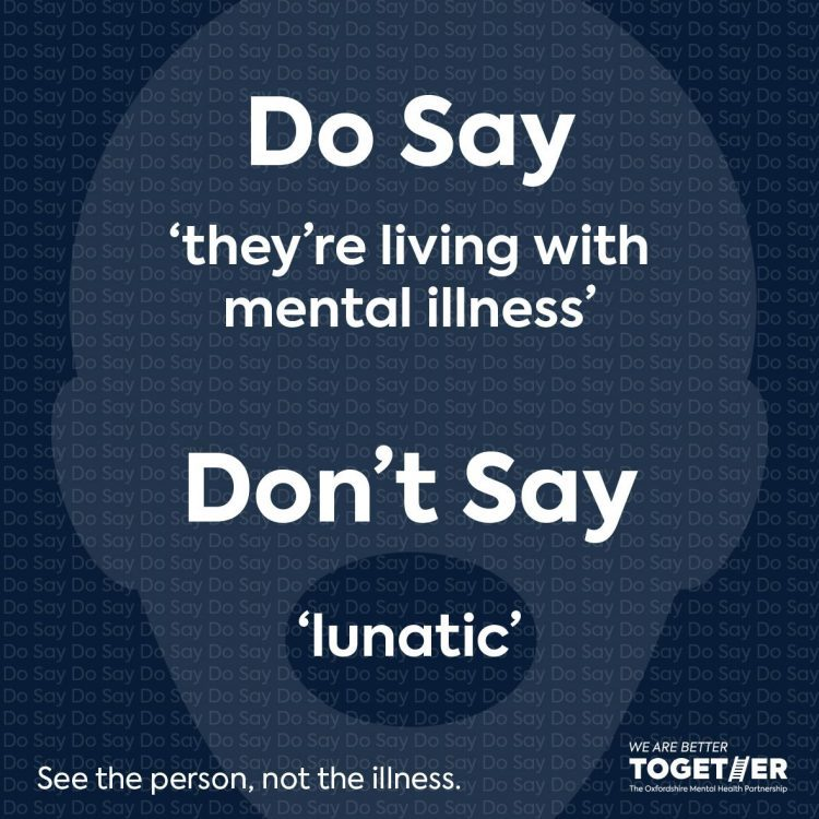 Mental health matters. You matter.