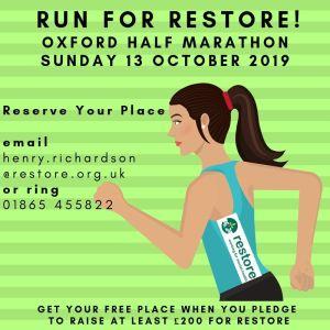 Run for Restore! @ Starts at Broad Street