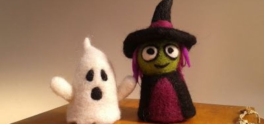 HALF TERM AT HALLOWEEN CRAFT WORKSHOPS