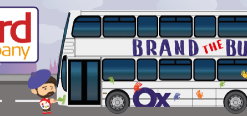 Vote for Restore to win 'Brand the Bus' competition