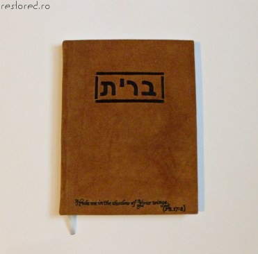 jurnal piele maro