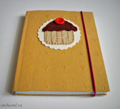 caiet handmade retete