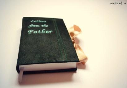Biblie piele verde