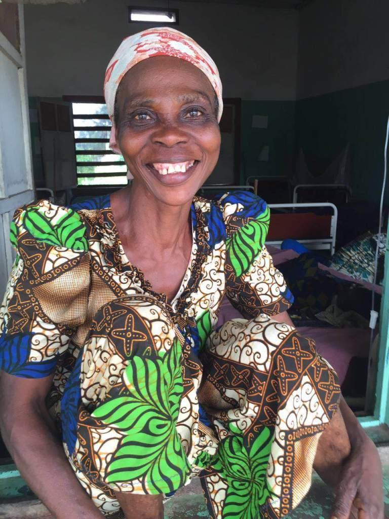 Widow Sponsorship in Congo