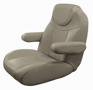 boat captain chairs sex machine chair reclining pontoon tellico mid back 3125