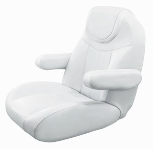 Reclining Pontoon Captain Bucket Seat