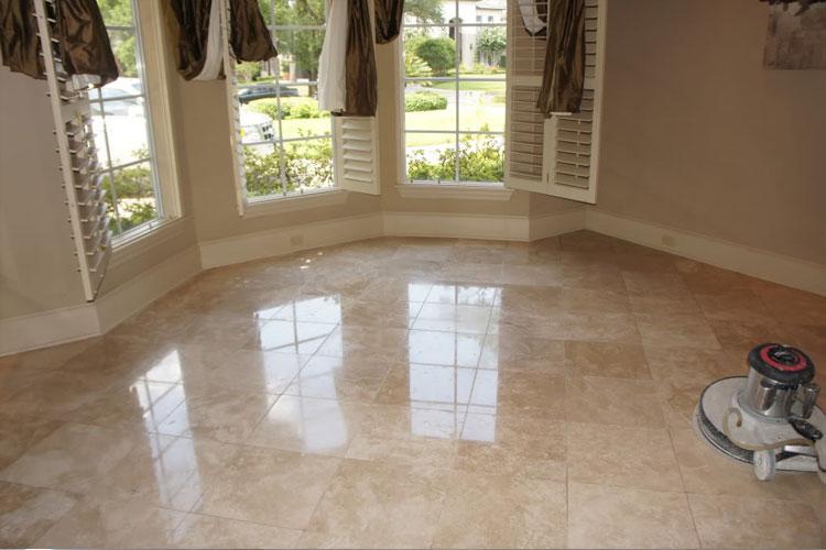 Travertine Floor Cleaning  Modern Stone Care
