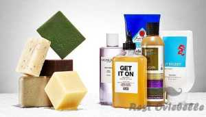 Bar Soap Vs. Body Wash