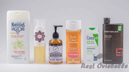 best hydrating body wash