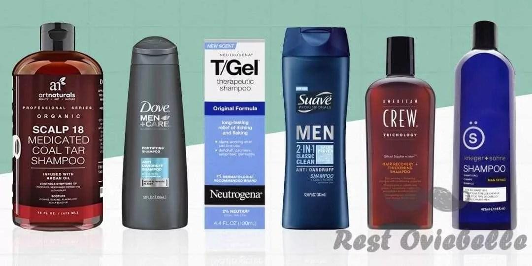 The best dandruff shampoo for men