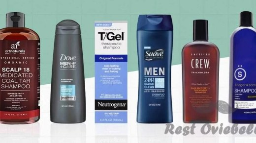 Best Dandruff Shampoo For Men