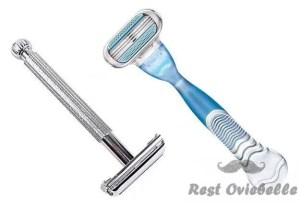 Types of Safety Razor Edges