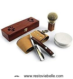 A-P Donovan Straight Razor Set