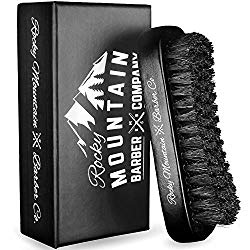 Rocky Mountain-Boar Hair Beard Brush