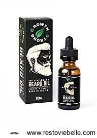 Growth Strong Beard Oil 1