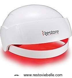 iRestore Laser Hair Growth System - FDA Cleared Hair Loss Treatment for Men and Women