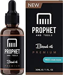 Prophet Tools Beard oil