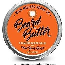Wild Willie s Beard Butter