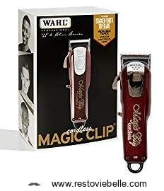 Wahl Professional 5-Star Cord/Cordless Magic Clip 8148