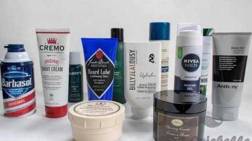 best shaving cream for women