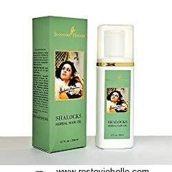 Shahnaz Husain Shalocks Herbal Hair Oil
