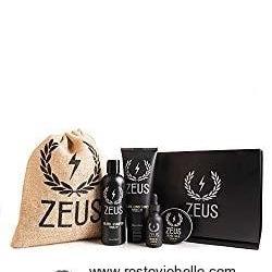 ZEUS DELUXE BEARD GROOMING KIT FOR MEN