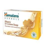 Himalaya Herbals Nourishing Cream And Honey Bar Soap
