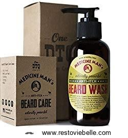 Medicine Mans Itchy Beard Wash