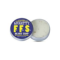 Natty's Face Forest Soap Beard Shampoo